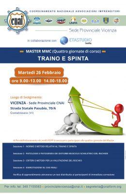 LOCANDINA CNAI Vicenza 26 febbraio-01