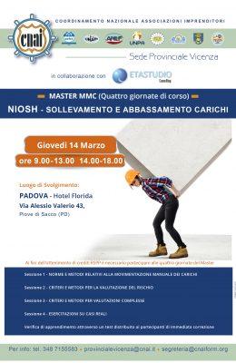 LOCANDINA CNAI Vicenza 26 febbraio-02